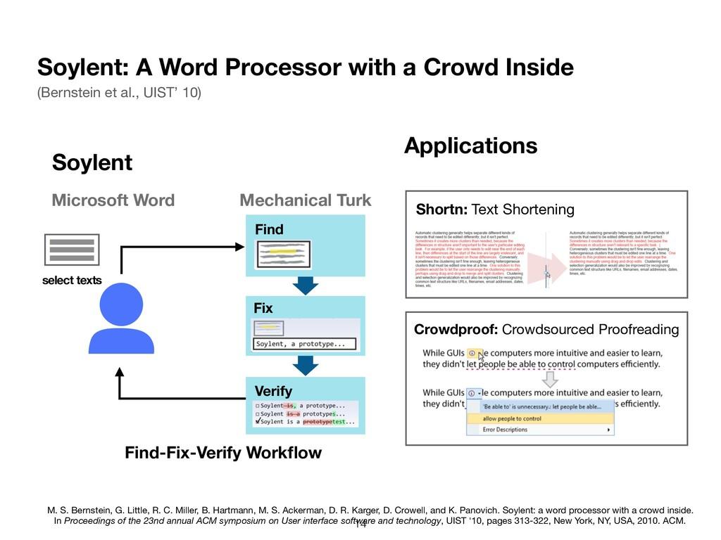 Shortn: Text Shortening Crowdproof: Crowdsource...