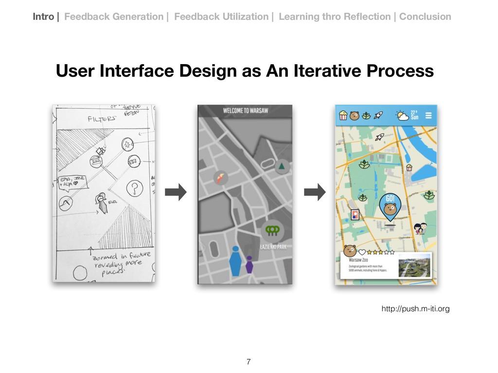 http://push.m-iti.org User Interface Design as ...