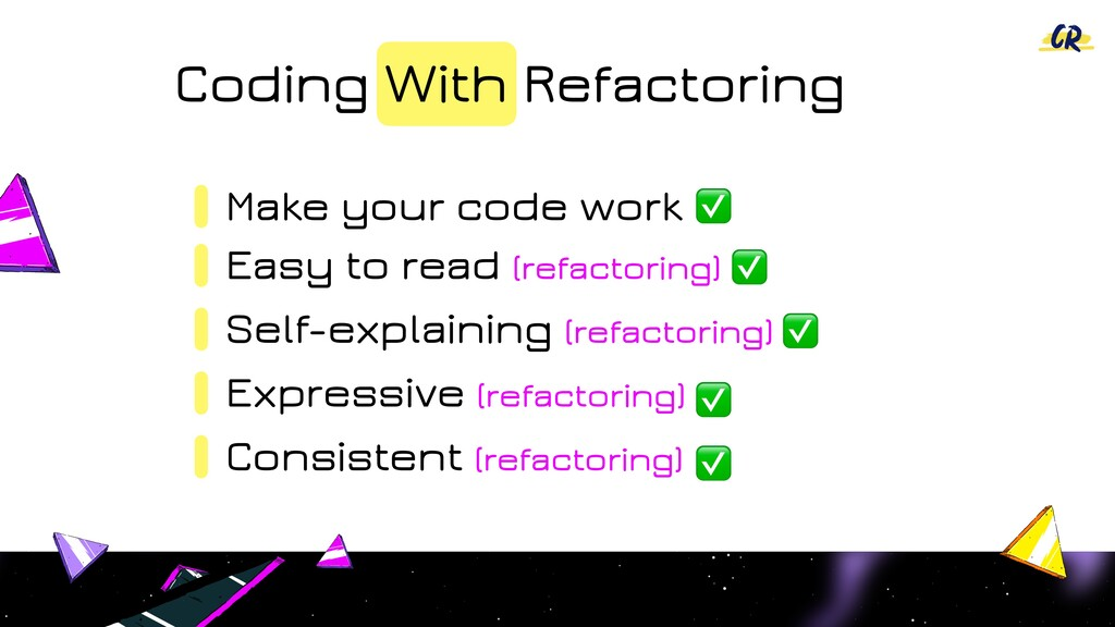 Coding With Refactoring Make your code work Eas...