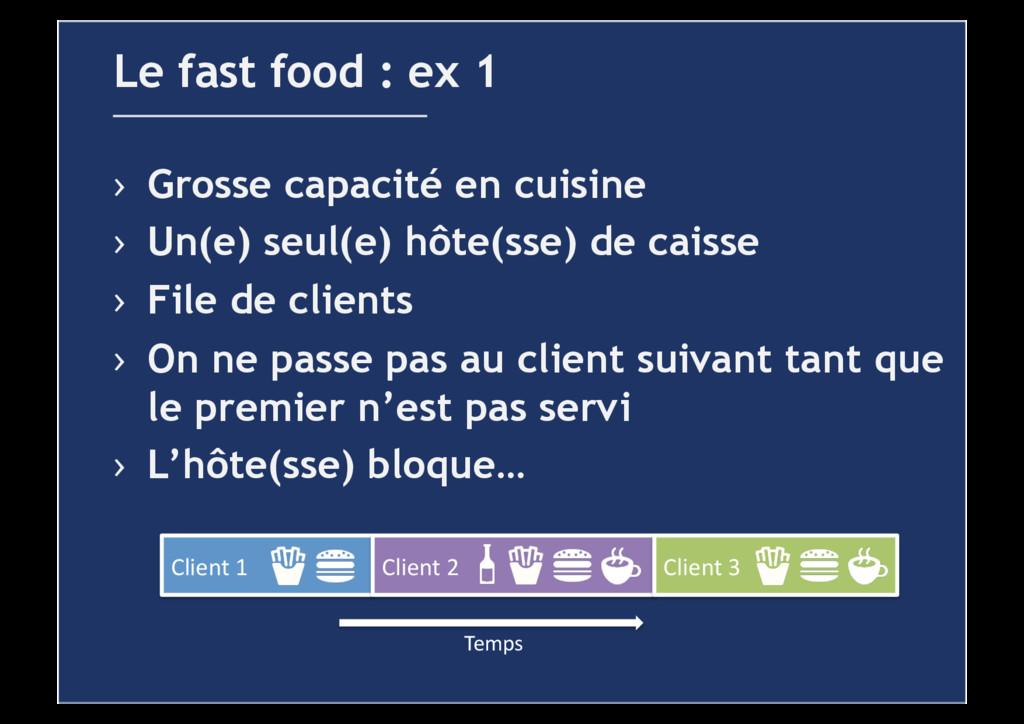 › Grosse capacité en cuisine › Un(e) seul(e) ...