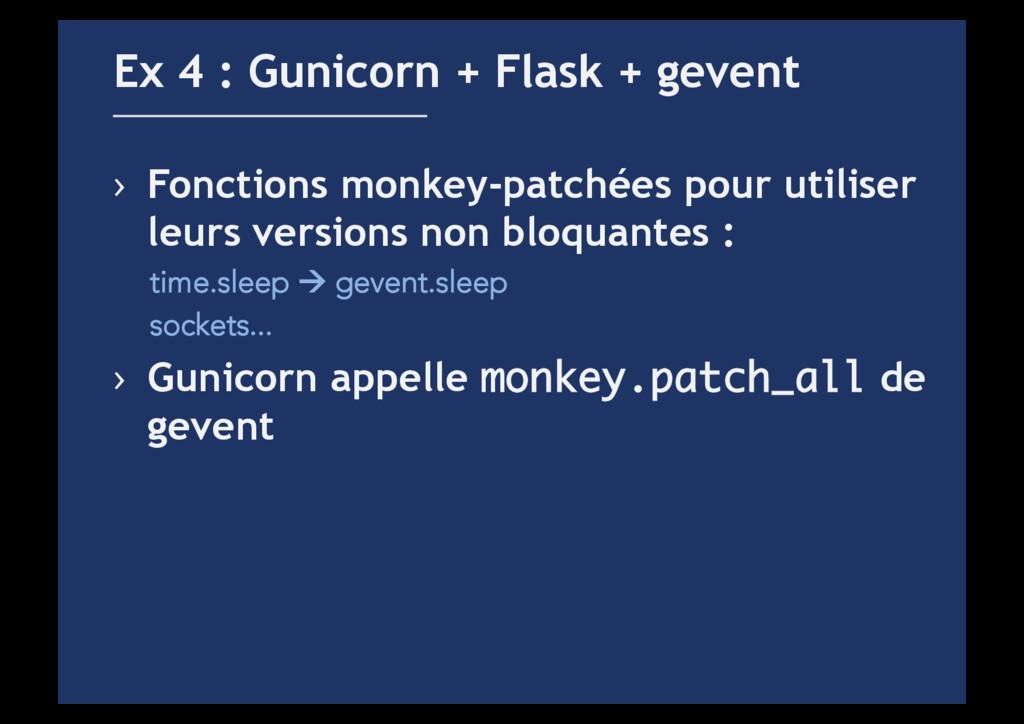 › Fonctions monkey-patchées pour utiliser leur...