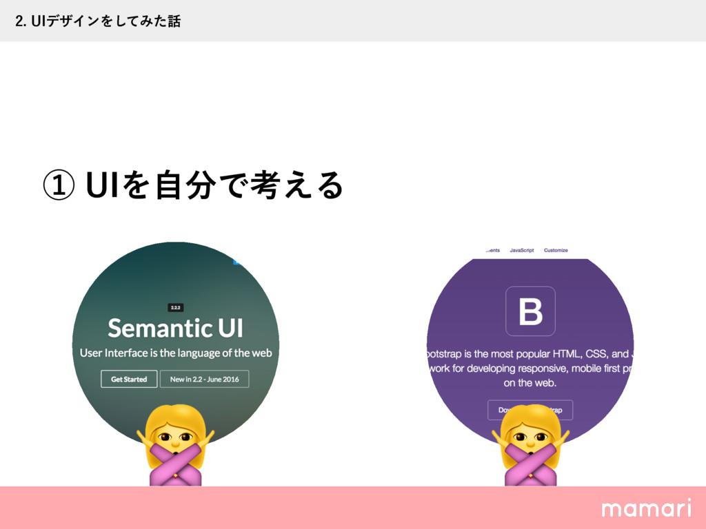 6*σβΠϯΛͯ͠Έͨ ᶃ6*ΛࣗͰߟ͑Δ