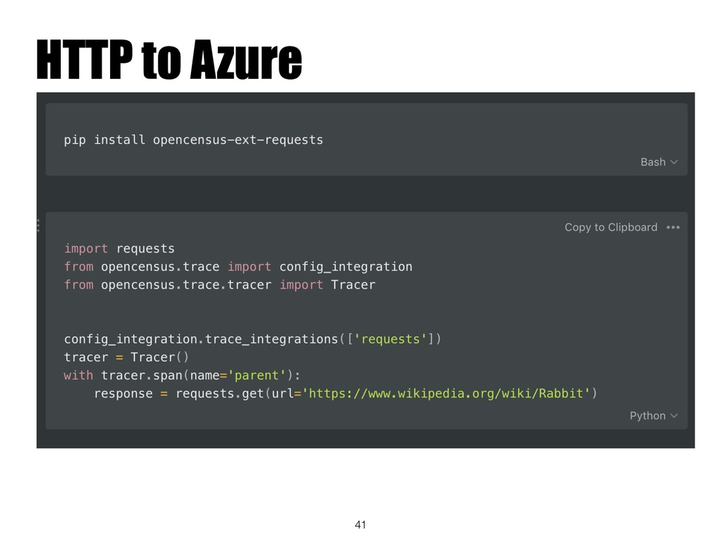 HTTP to Azure 41