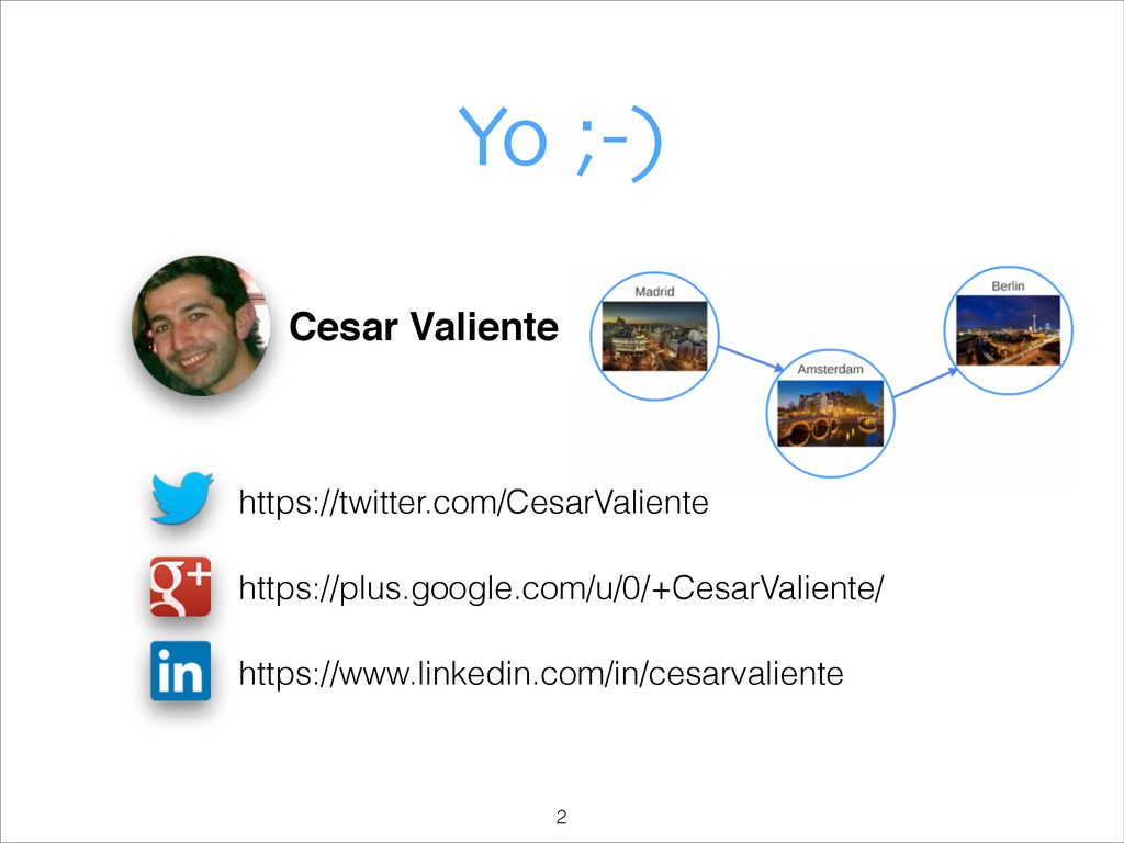 Yo ;-) ! ! Cesar Valiente! https://twitter.com/...