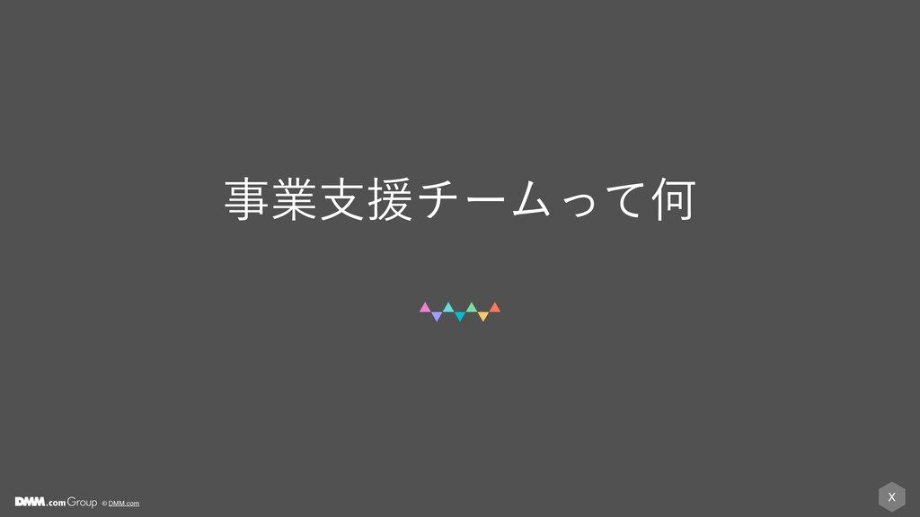 X © DMM.com ۀࢧԉνʔϜͬͯԿ