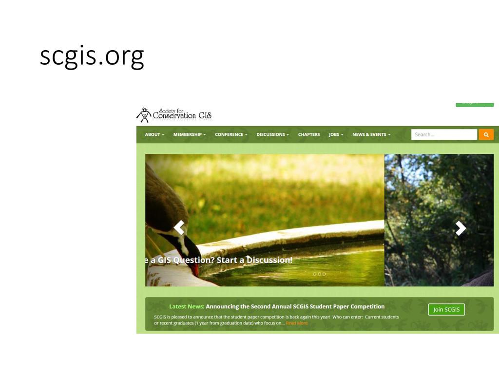 scgis.org