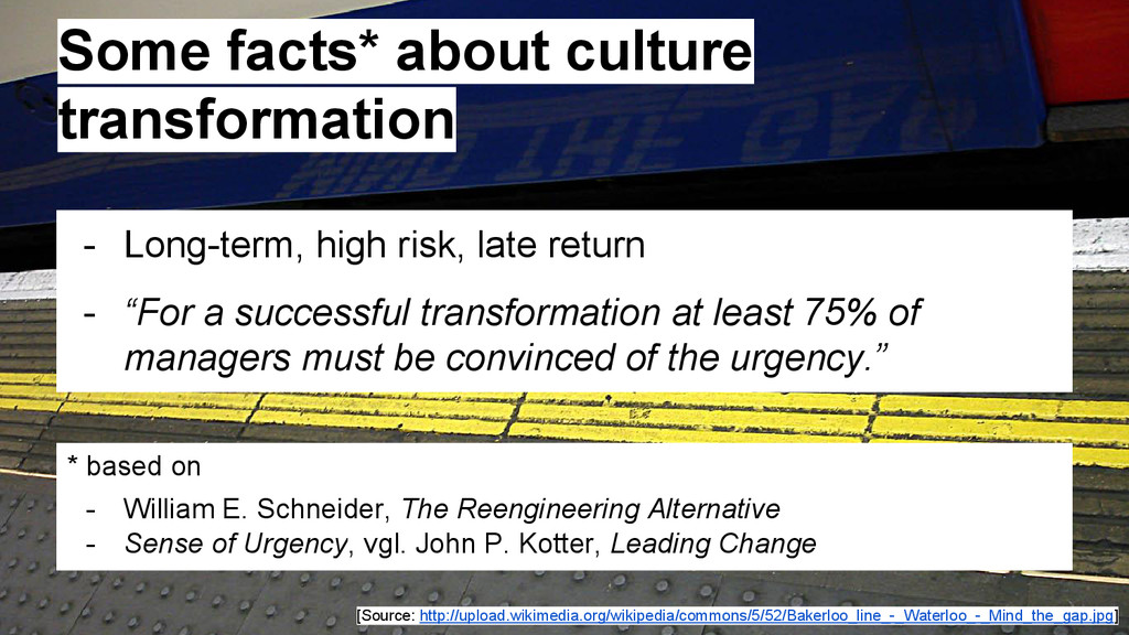 Some facts* about culture transformation [Sourc...