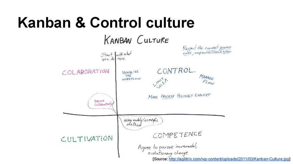 Kanban & Control culture [Source: http://agilit...
