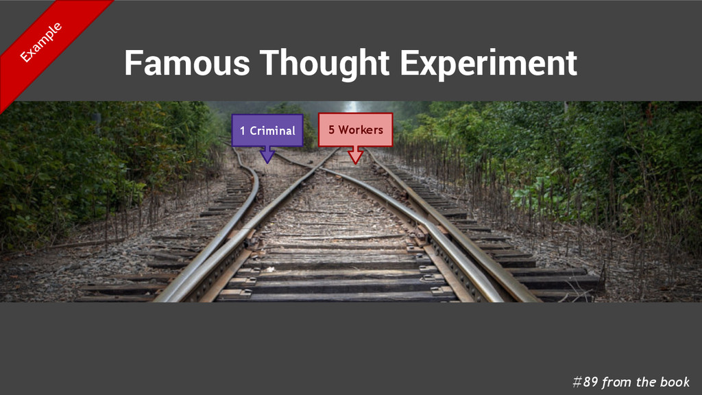 1 Person 5 Workers Famous Thought Experiment #8...