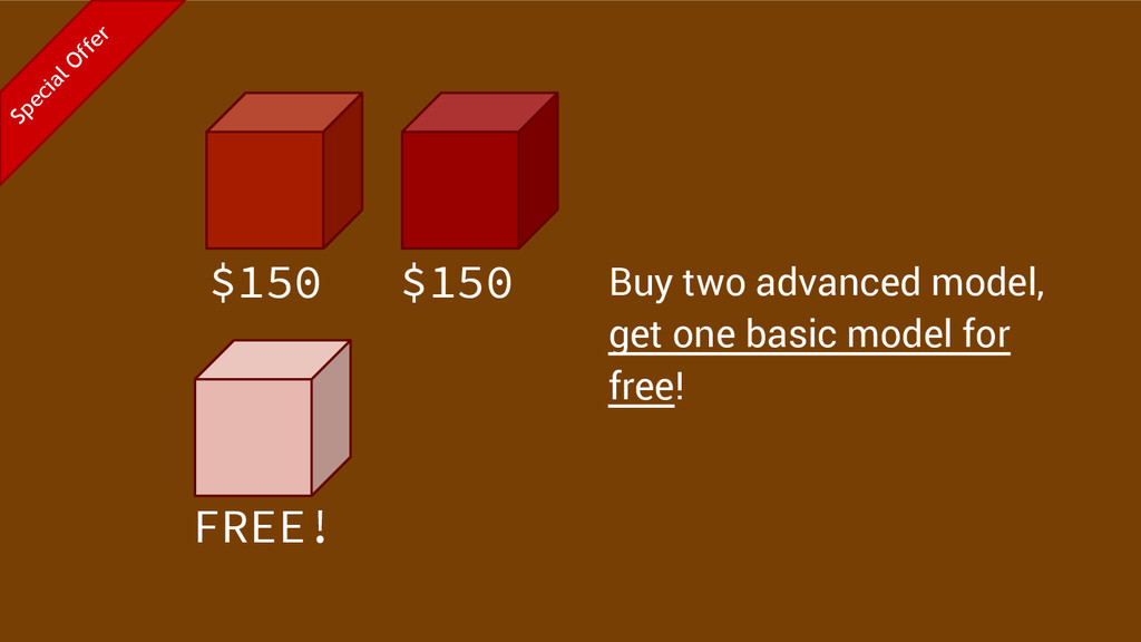 $150 Special Offer $150 FREE! Buy two advanced ...