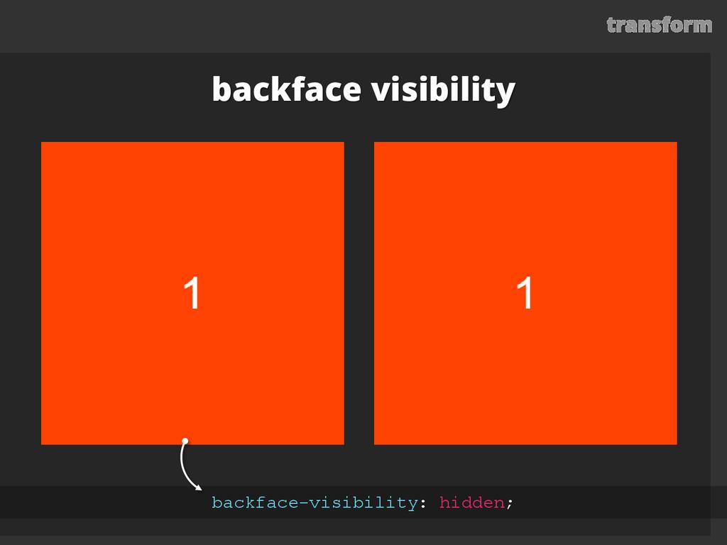 transform backface visibility backface-visibili...