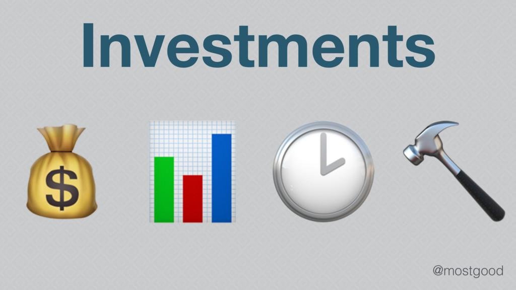 @mostgood     Investments