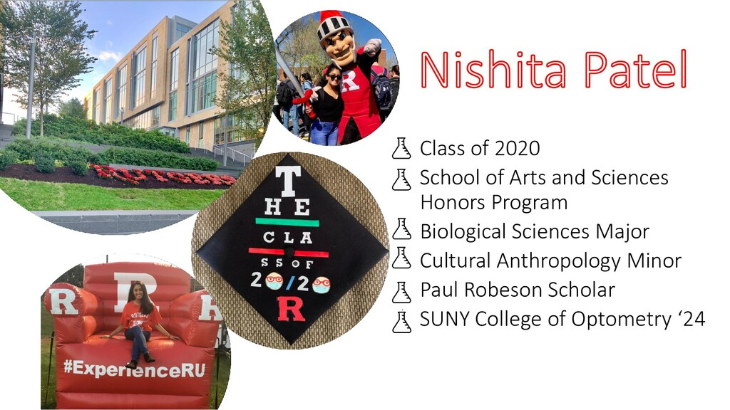  Class of 2020  School of Arts and Sciences H...