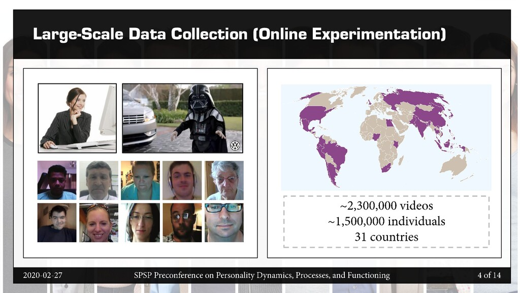 Large-Scale Data Collection (Online Experimenta...