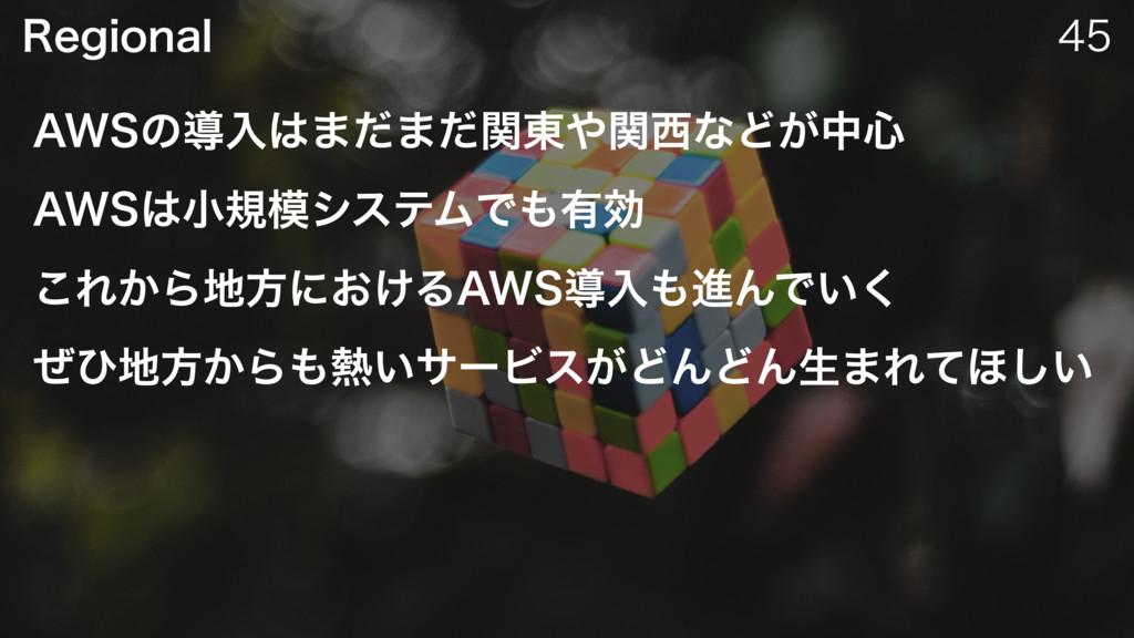 """3FHJPOBM  """"84ͷಋೖ·ͩ·ͩؔ౦ؔͳͲ͕த৺ """"84খنγεςϜͰ..."""