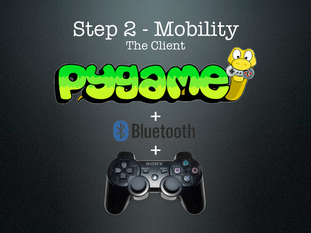 Step 2 - Mobility The Client + +