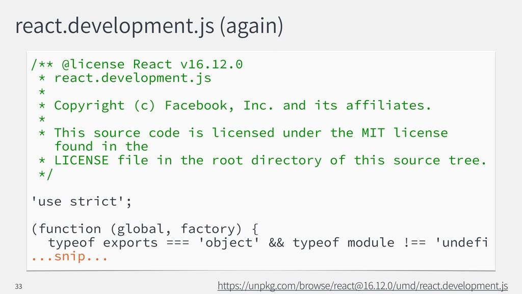 react.development.js (again) /** @license React...