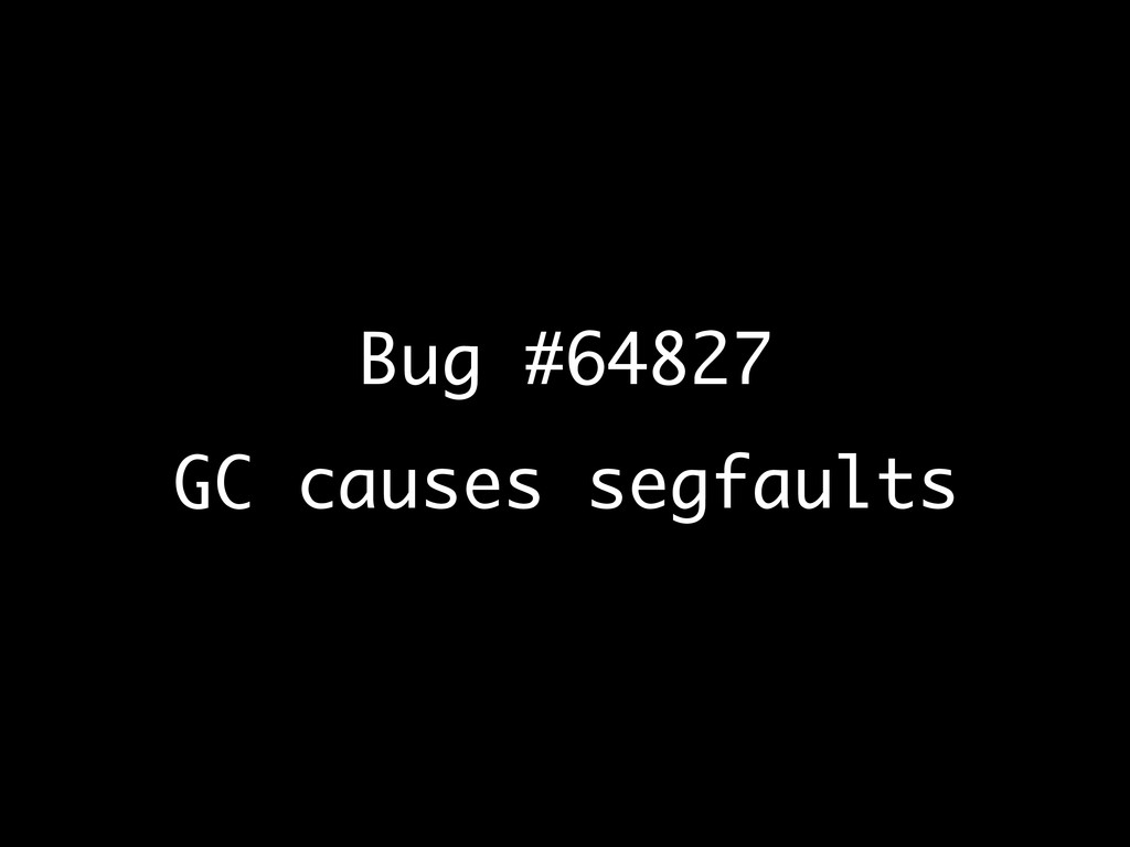Bug #64827