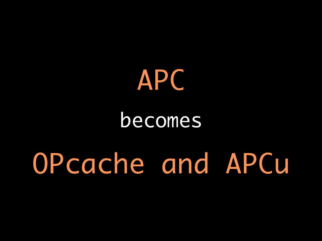 APC