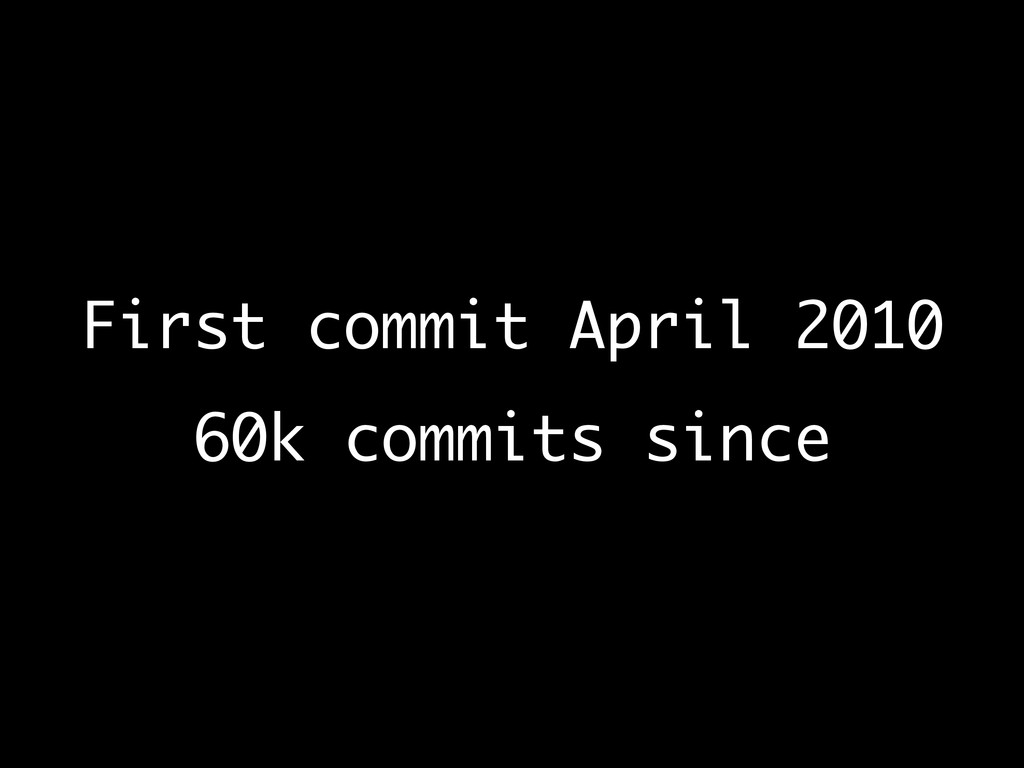 First commit April 2010