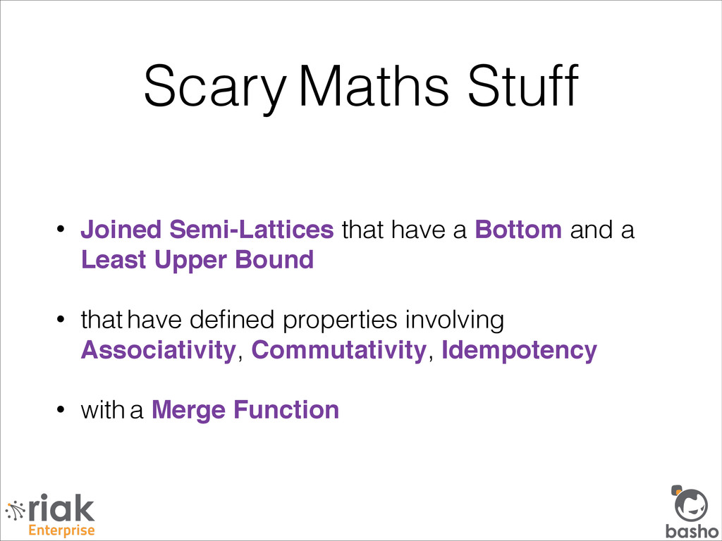 Scary Maths Stuff • Joined Semi-Lattices that h...