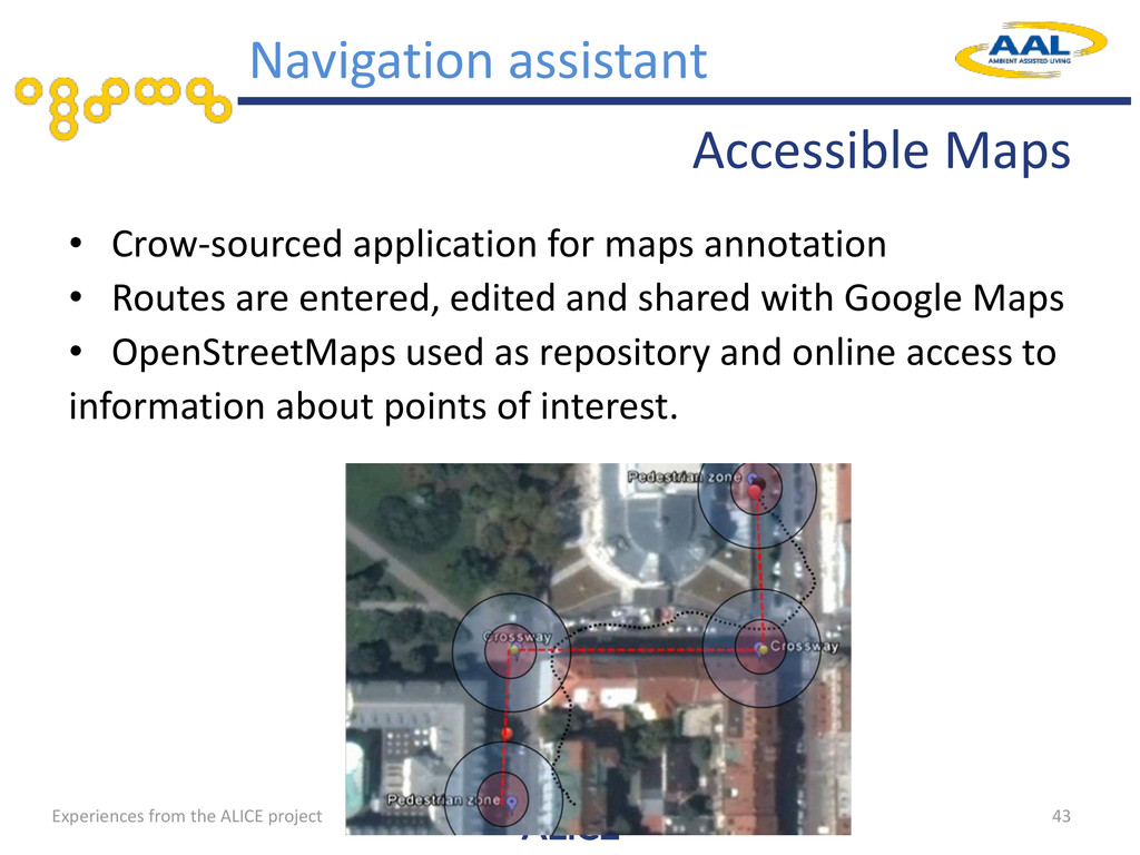 Accessible Maps • Crow-sourced application for ...