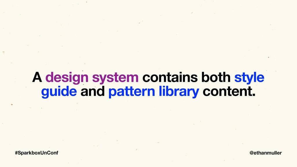 @ethanmuller #SparkboxUnConf A design system co...