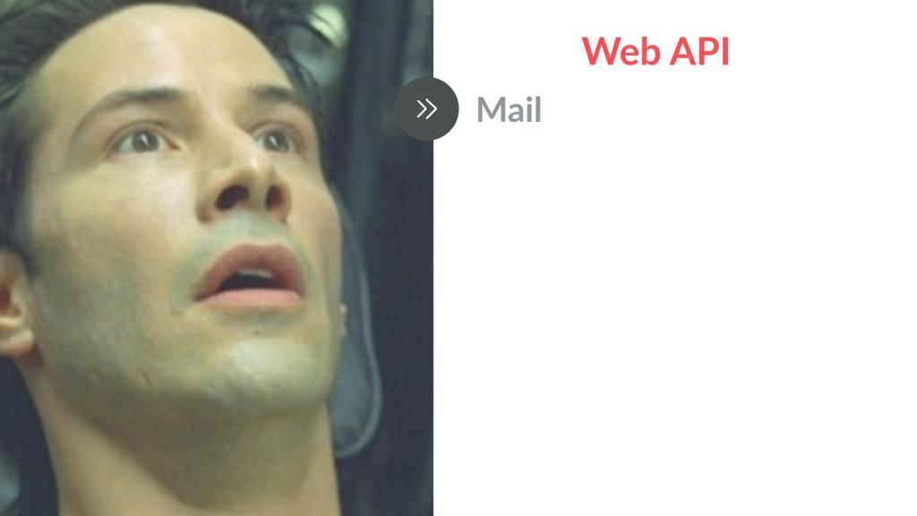 Web API Mail