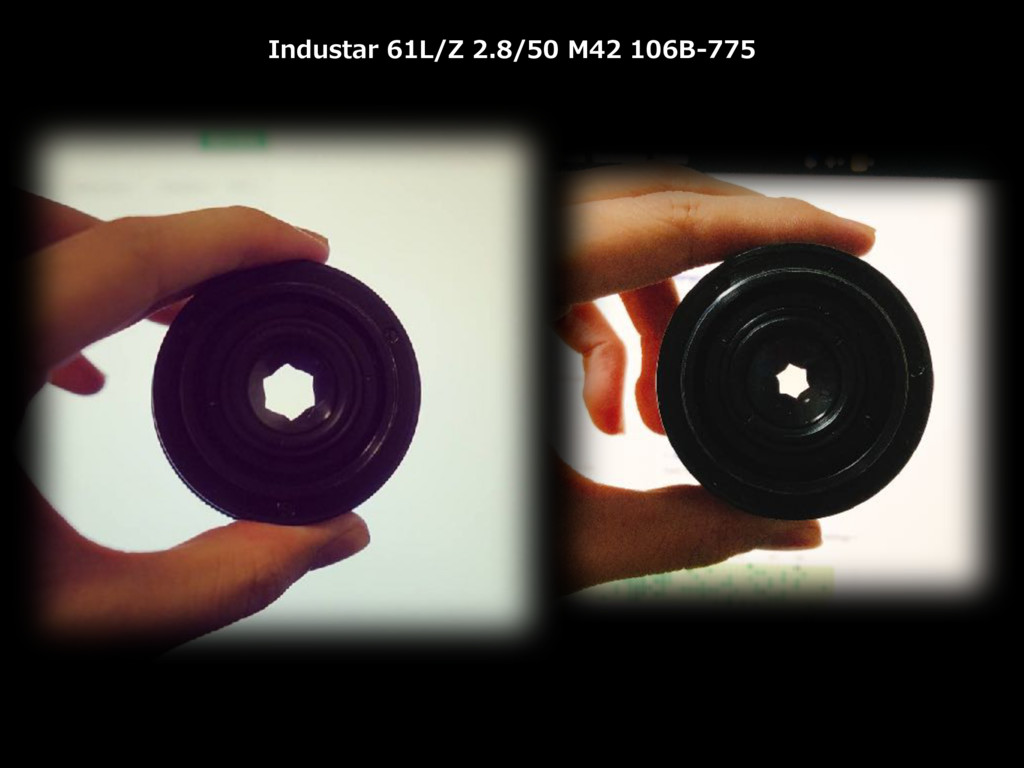 Industar 61L/Z 2.8/50 M42 106B-775