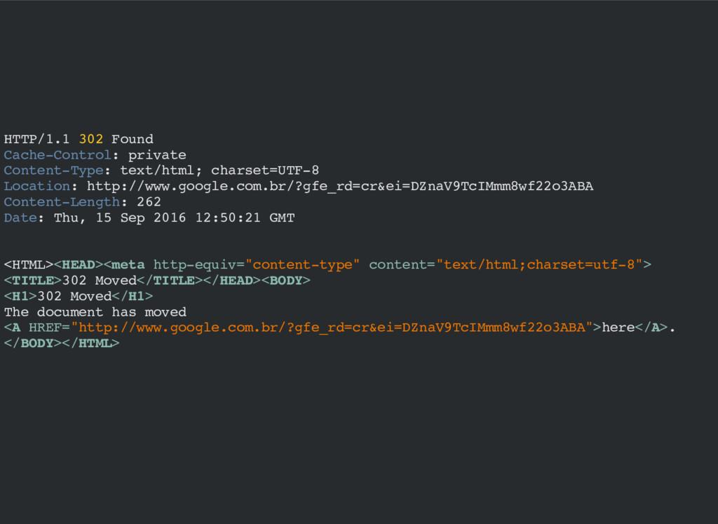 HTTP/1.1 302 Found Cache-Control: private Conte...