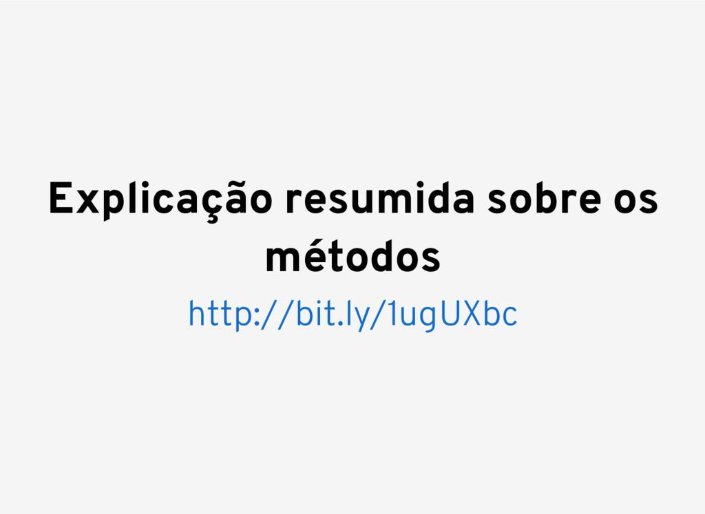 http://bit.ly/1ugUXbc Explicação resumida sobr...
