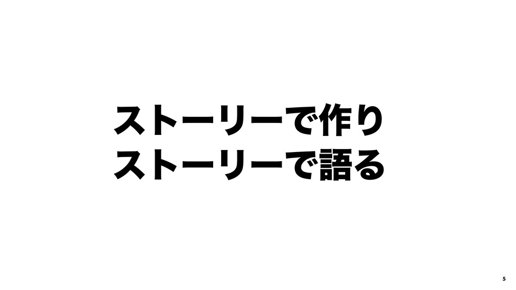 5 ετʔϦʔͰ࡞Γ ετʔϦʔͰޠΔ