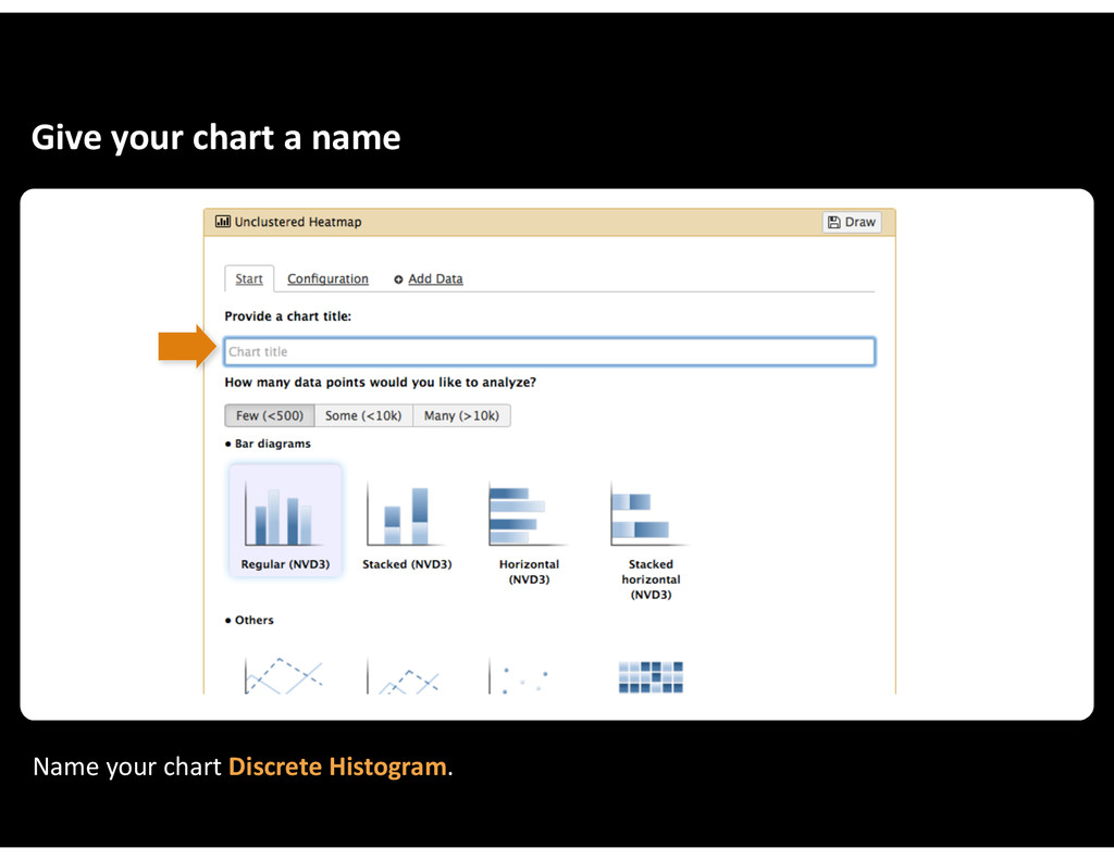 Give&your&chart&a&name Name&your&chart&Discrete...