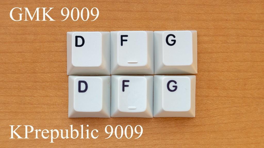 GMK 9009 KPrepublic 9009
