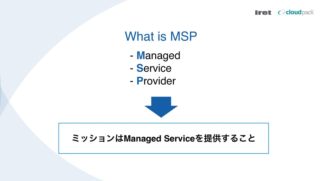 What is MSP - Managed - Service - Provider ϛογϣ...