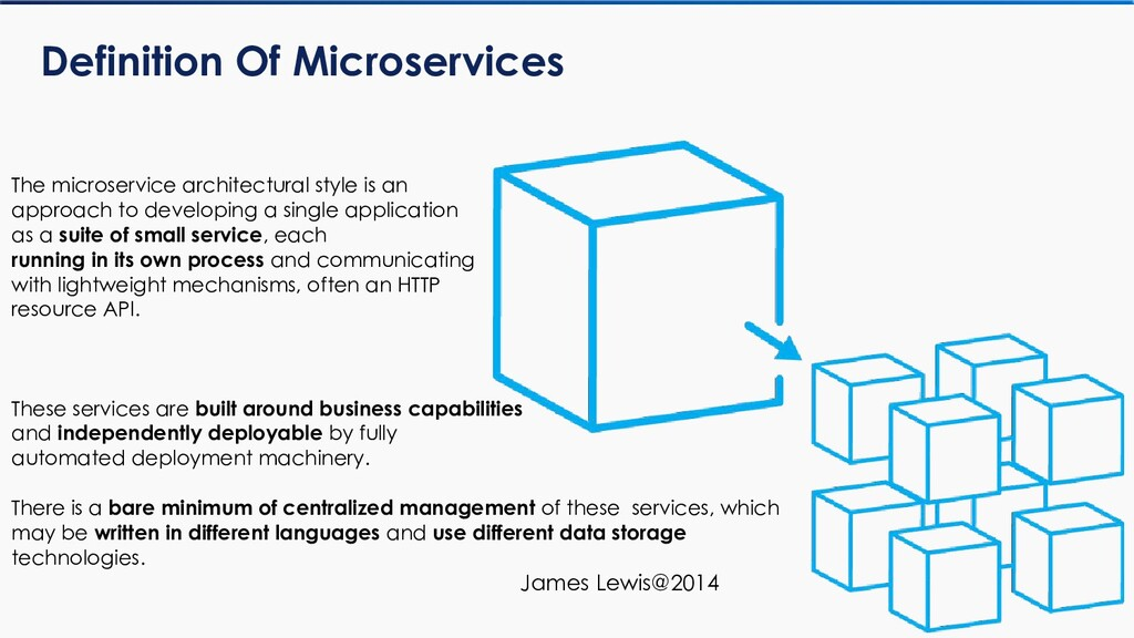 The microservice architectural style is an appr...