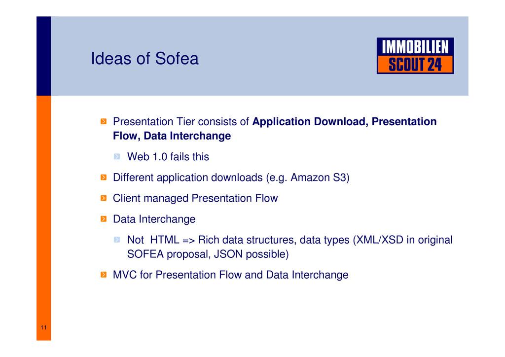 11 Ideas of Sofea Presentation Tier consists of...