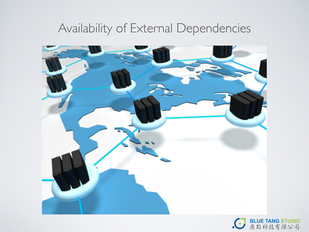 Availability of External Dependencies