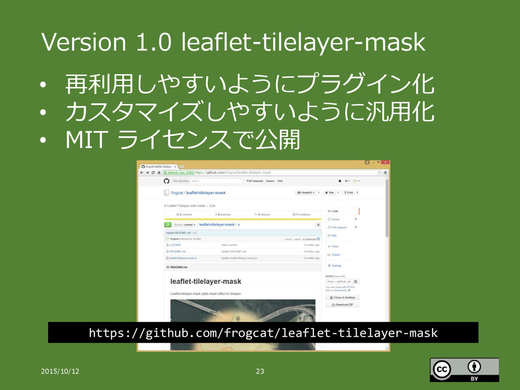 Version 1.0 leaflet-tilelayer-mask 2015/10/12 2...