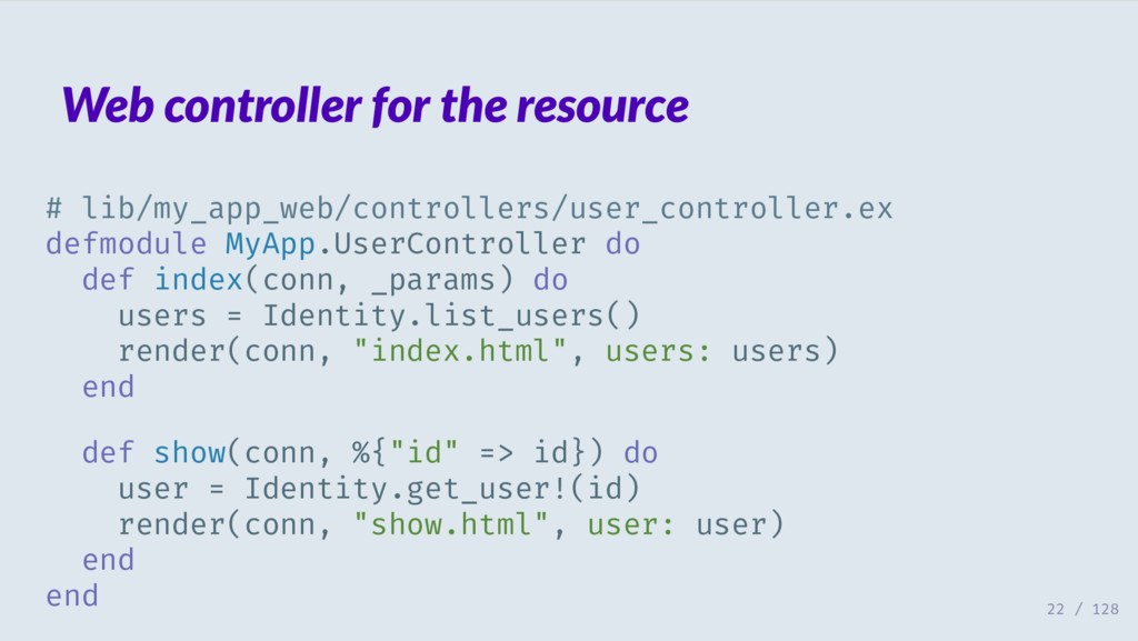 Web controller for the resource # lib/my_app_we...