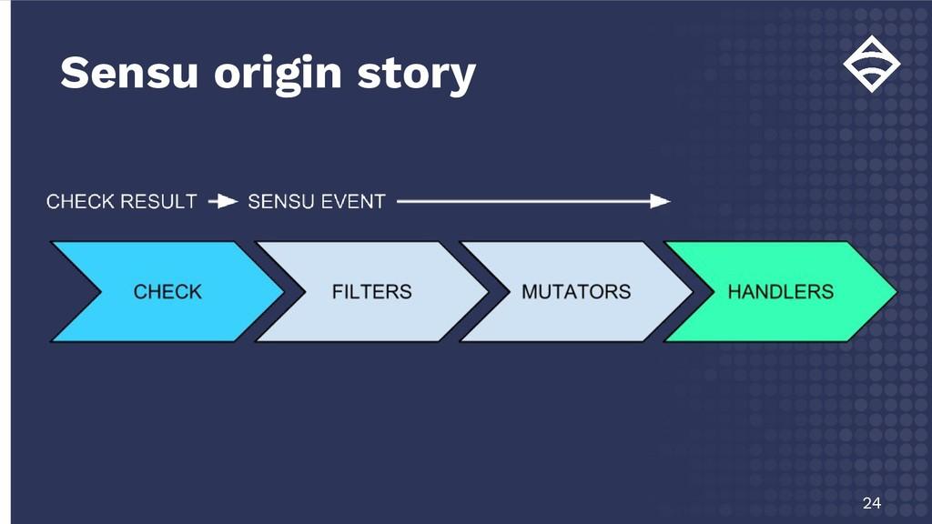 Sensu origin story 24