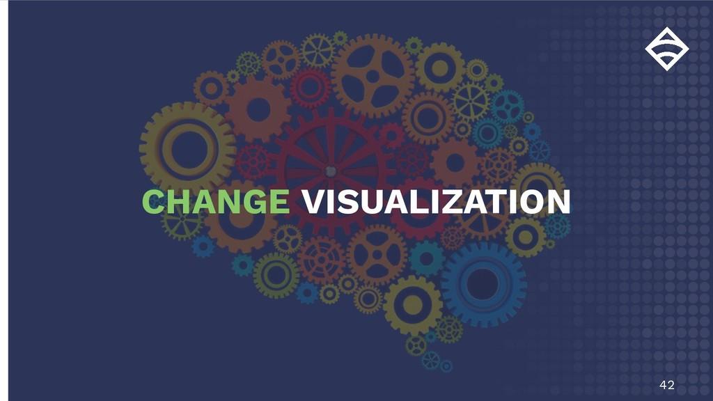 42 CHANGE VISUALIZATION