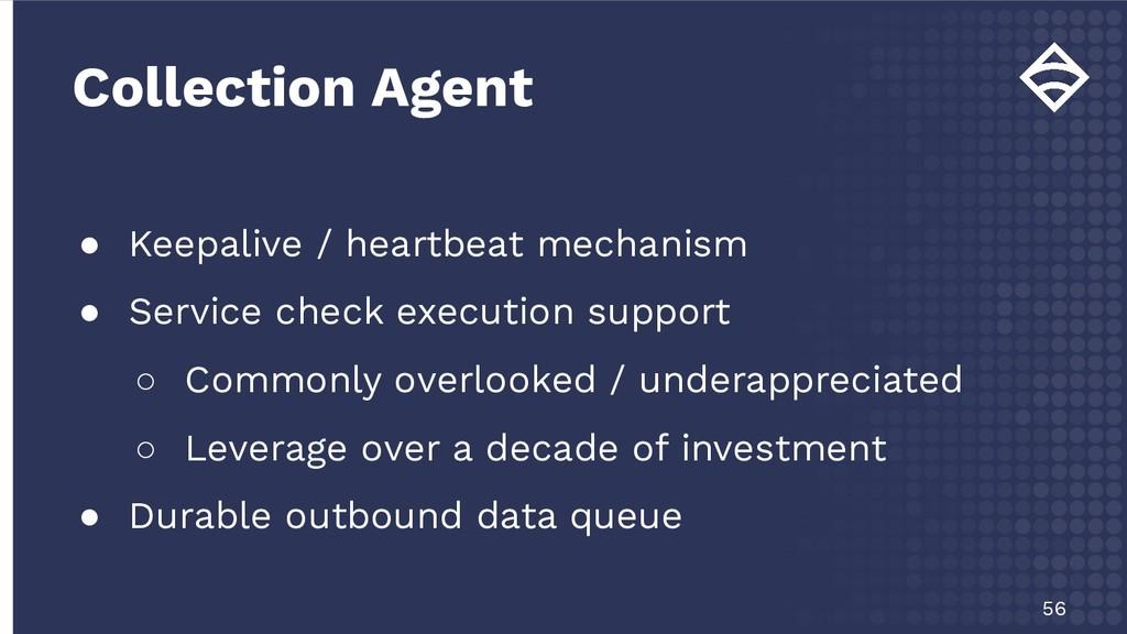 ● Keepalive / heartbeat mechanism ● Service che...