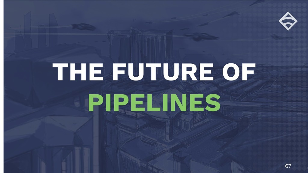 67 THE FUTURE OF PIPELINES
