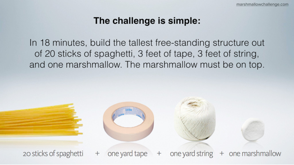 marshmallowchallenge.com