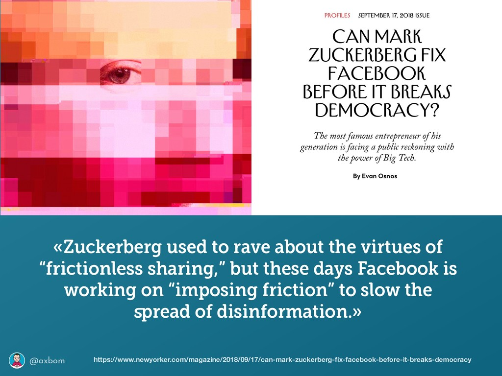 @axbom «Zuckerberg used to rave about the virtu...