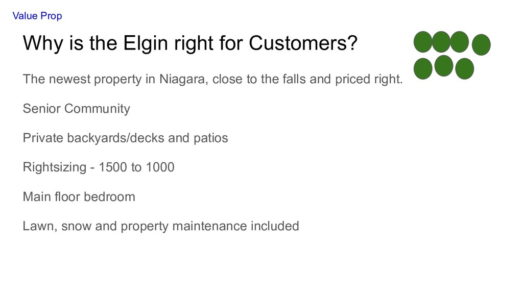 Why is the Elgin right for Customers? The newes...