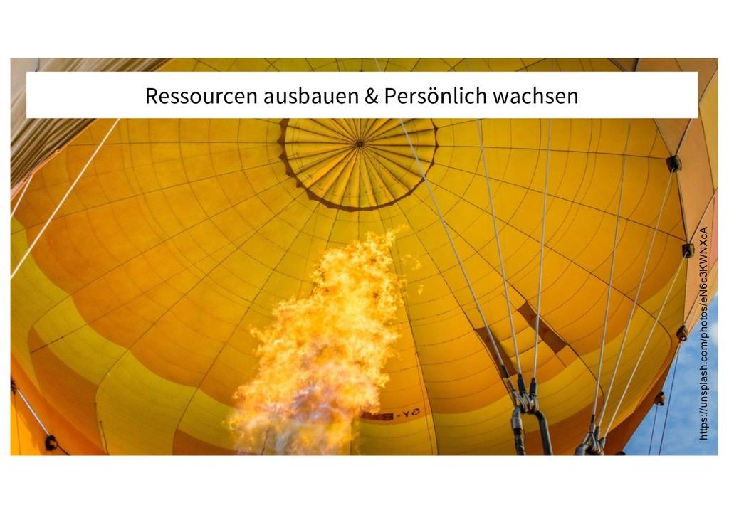 Ressourcen ausbauen & Persönlich wachsen https:...
