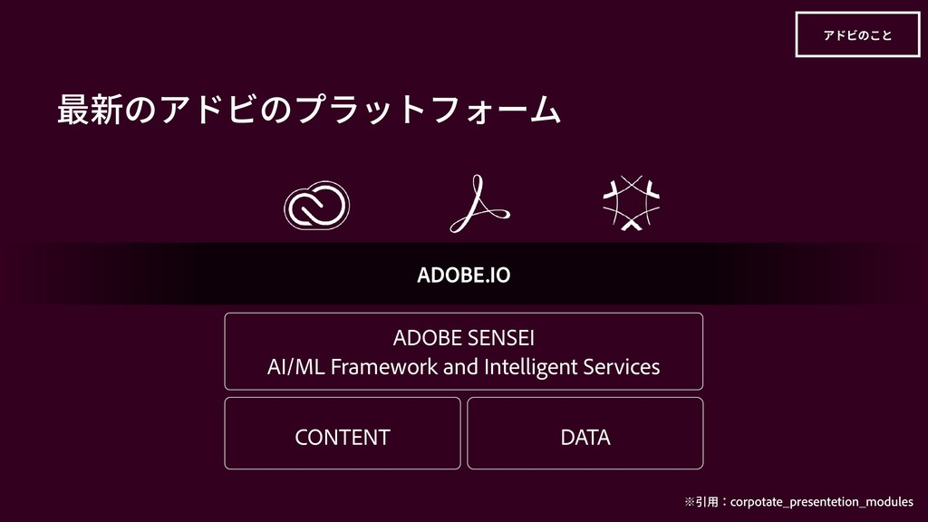 ADOBE SENSEI
