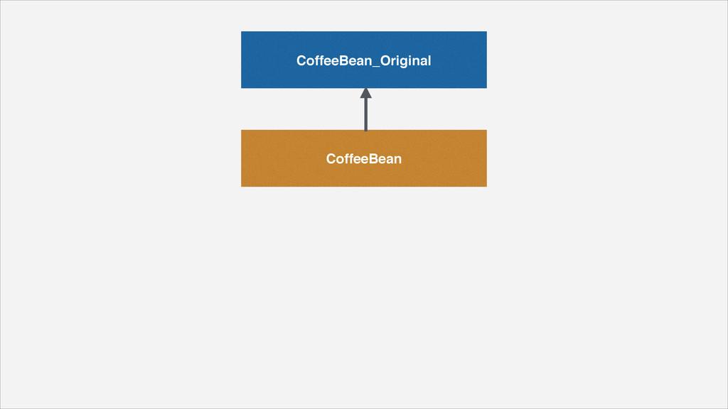 CoffeeBean_Original CoffeeBean